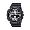 Casio G-Shock Analog - Digital Black Dial Men's Watch
