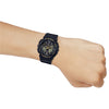 Casio G-Shock Black & Gold Dial Men's Watch