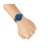Giordano Analog Blue Dial Men's Watch - GD-1012-02