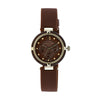 Giordano Multifunctional Brown Dial Women's Watch - GD-2033-01