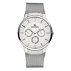 Danish Design Silver Dial Men's Watch