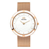 Danish Design White Dial Women's Watch