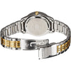 Casio Enticer Analog Silver Dial Women's Watch