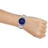 Casio Enticer Analog Blue Dial Women's Watch - LTP-E141D-2AVDF