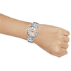 Casio Enticer Analog Brown Dial Women's Watch - LTP-E315D-9AVDF