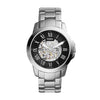 Fossil Grant Black Dial Men's Watch