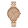 Michael Kors Pyper Rose Gold Dial Women's Watch - MK3897
