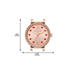 Michael Kors Rose Gold-Toned Dial Women's Watch