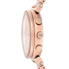 Michael Kors Sofie Rose Gold Dial Women's Watch