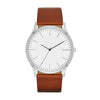 Skagen Jorn White Dial Men's Watch
