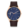 Skagen Holst Blue Dial Men's Watch