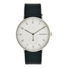 Skagen Aaren White Dial Men's Watch - SKW6466
