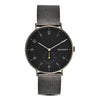 Skagen Aaren Black Dial Men's Watch
