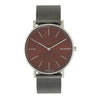Skagen Signatur Red Dial Men's Watch