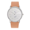 Skagen Kristoffer White Dial Men's Watch