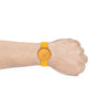Skagen Aaren Kulor Yellow Dial Unisex Watch - SKW6510