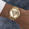 Guess Gold Dial Women's Watch - W1142L2