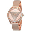 Guess Rose Gold Dial Women's Watch - W1142L4