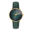 Fossil Prismatic Galaxy Green Dial Women's Watch - ES4730
