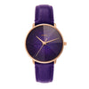 Fossil Prismatic Galaxy Purple Dial Women's Watch
