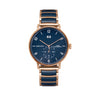 Obaku Blue Dial Men's Watch