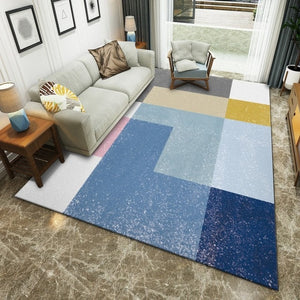 Geometric Collection Rug
