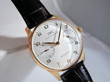 Load image into Gallery viewer, IWC Portuguese 7-Days Limited Edition 750