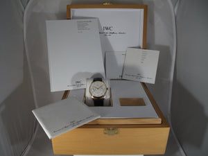 IWC Portuguese 7-Days Limited Edition 750