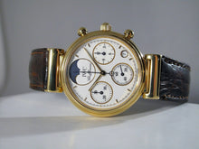 Load image into Gallery viewer, IWC Da Vinci Moonphase Chronograph