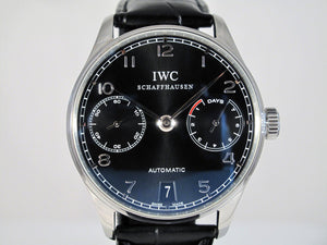 IWC Portuguese 7-Day Automatic