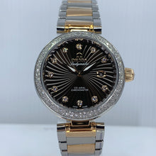Load image into Gallery viewer, Omega De Ville Ladymatic Diamonds Co-Axial