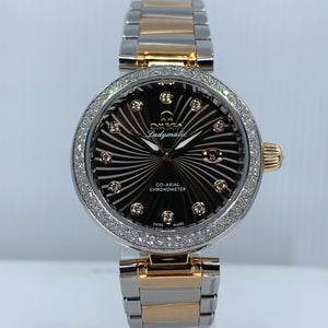 Omega De Ville Ladymatic Diamonds Co-Axial