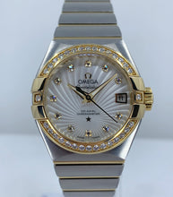 Load image into Gallery viewer, Omega Constellation Co-Axial Diamonds