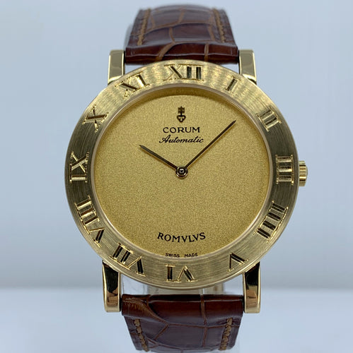 Corum Romulus Gold Automatic