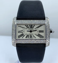 Load image into Gallery viewer, Cartier Tank Divan White Gold