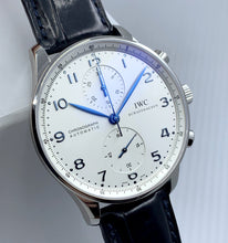 Load image into Gallery viewer, IWC Portuguese Chronograph Automatic