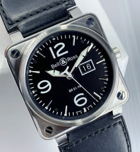 Load image into Gallery viewer, Bell & Ross Grande Date