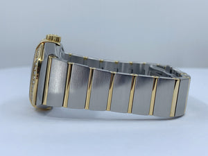 Omega Constellation Co-Axial Diamonds