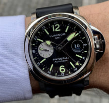 Load image into Gallery viewer, Panerai Luminor GMT Automatic