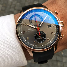 Load image into Gallery viewer, IWC Portuguese Yacht Club Chronograph