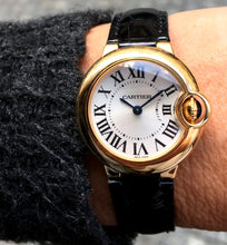 Load image into Gallery viewer, Cartier Ballon Bleu Ladies