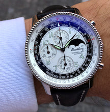 Load image into Gallery viewer, Breitling Montbrillant Olympus