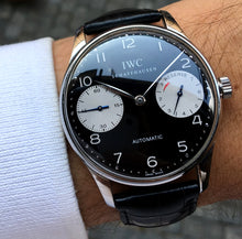 Load image into Gallery viewer, IWC Portuguese 7-Days Automatic Limited 1000