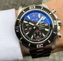 Load image into Gallery viewer, Breitling SuperOcean Chronograph II