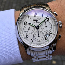 Load image into Gallery viewer, Longines Saint-Imier Chronograph Automatic
