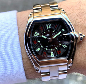 Cartier Roadster Las Vegas Automatic