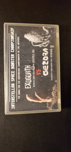 Exogorth / Gezora - Interstellar Space Monster Championship split tape