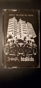 Diseksa / Bastards - split tape