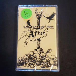 After - s/t tape