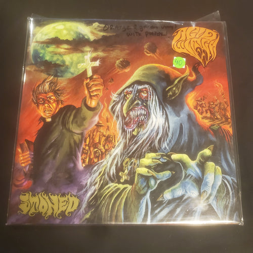 Acid Witch - Stoned LP